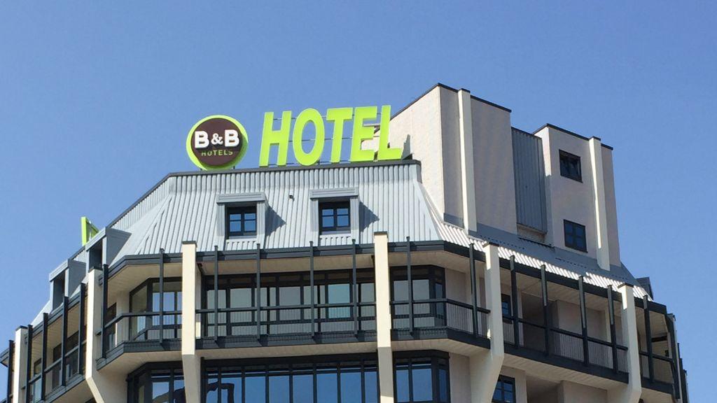 B And B Hotel Mailand San Siro
