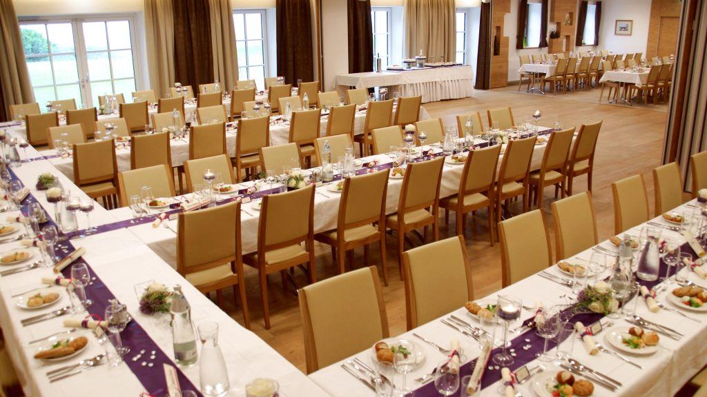 Mostlandhof Purgstall an der Erlauf Bankettsaal - Mostlandhof-Purgstall_an_der_Erlauf-Bankettsaal-702694.jpg