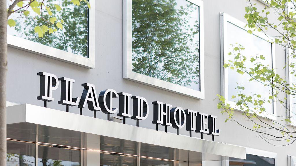 Placid hotel design lifestyle zurich z rich 4 sterne for Design budget hotel salinenparc 0 sterne