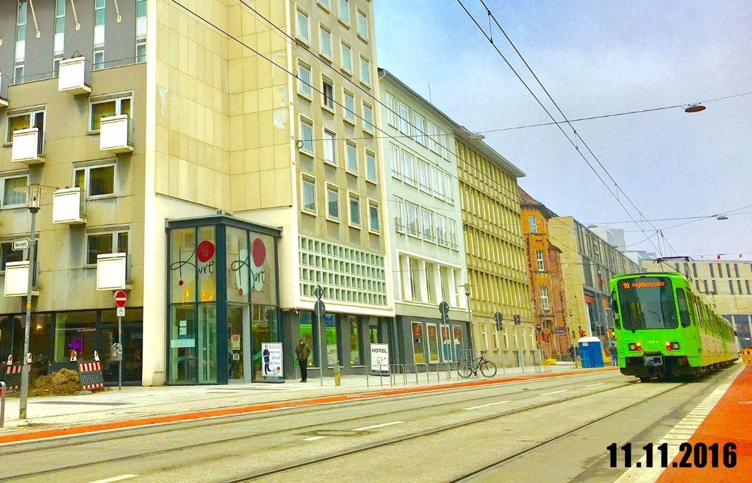 HOTEL LOCCUMER HOF GMBH & CO. KG - Hannover Kurt Schumacher ...