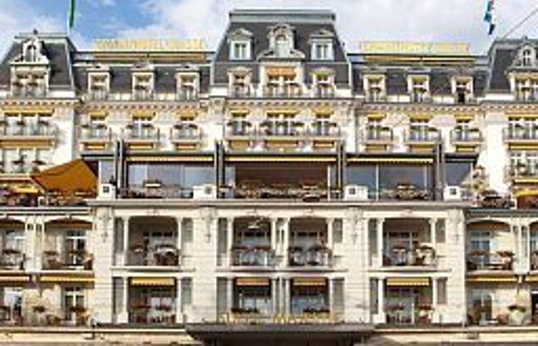 Grand Hotel Suisse Majestic Autograph Collection In Montreux Hotel De