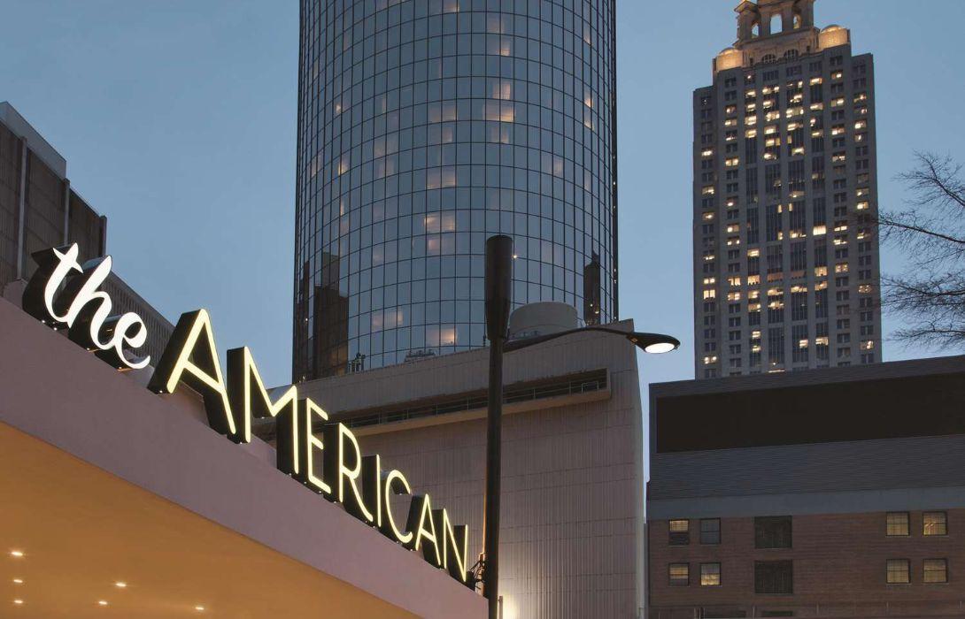 The American Hotel Atlanta Downtown A