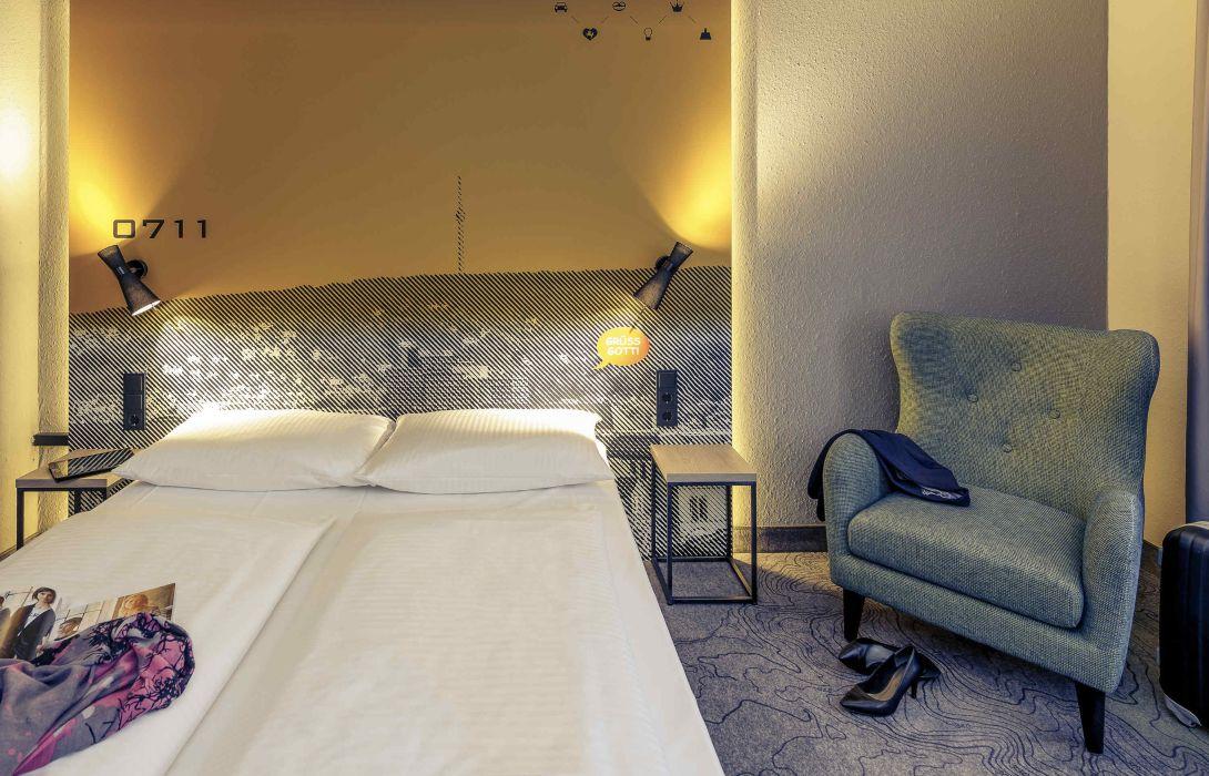 Mercure Hotel Stuttgart Zuffenhausen Great Prices At Hotel Info
