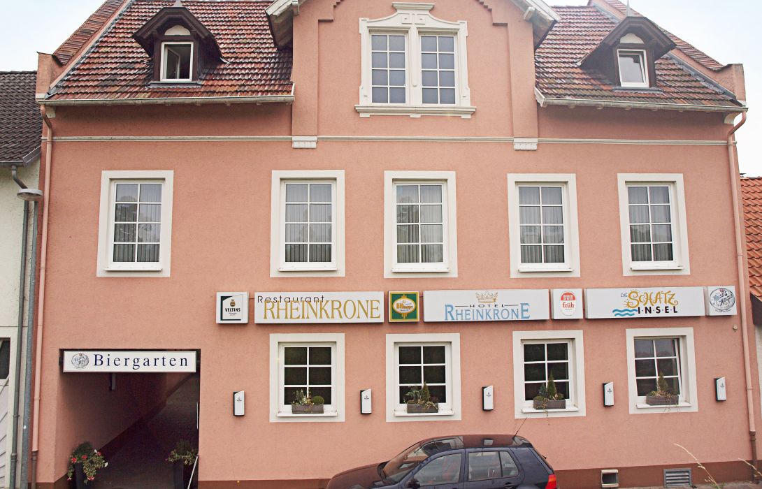 Hotel Rheinkrone Ingelheim Am Rhein Great Prices At Hotel Info