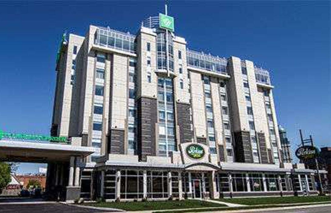 Hotel Wyndham Garden Niagara Falls Hotel De