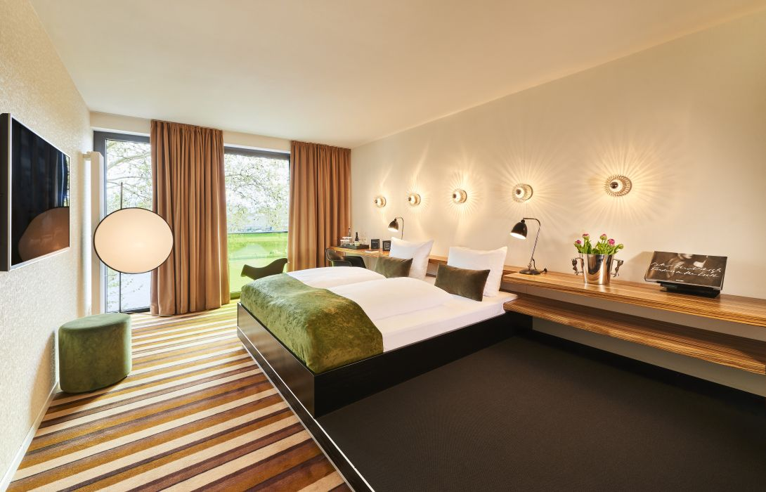 Hotel ÜberFluss in Bremen – HOTEL DE