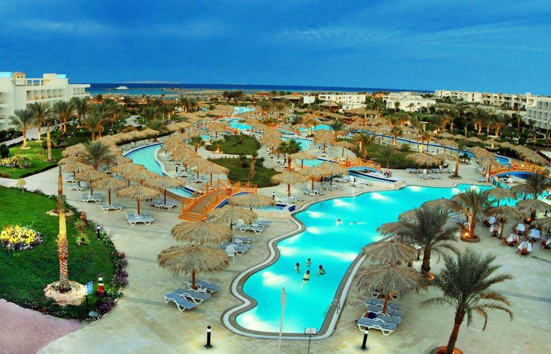 Hotel Hilton Hurghada Long Beach Resort