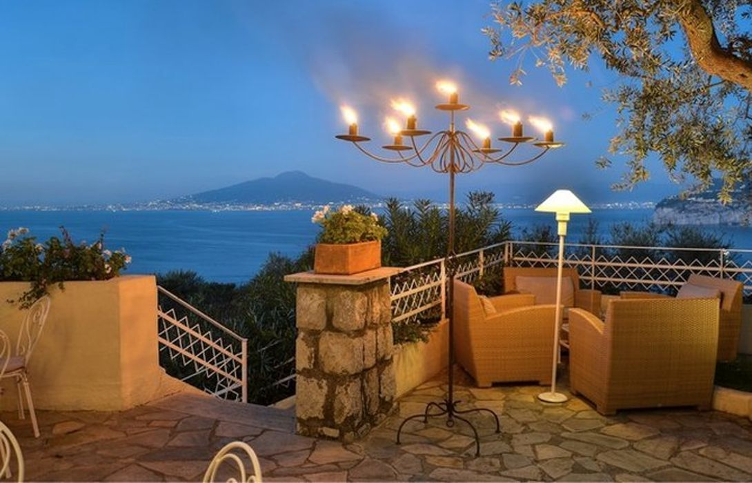 Grand Hotel Aminta Sorrento Great Prices At Hotel Info