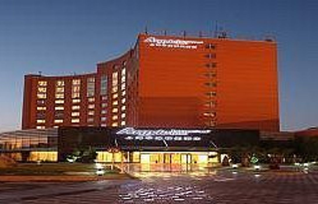 Argyle International Airport Hotel Hongqiao - Shanghai ... on map of east midlands airport, map of piarco international airport, map of malpensa airport,