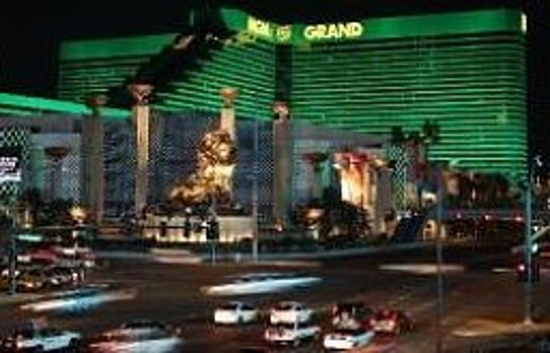 Mgm Grand Hotel And Casino In Las Vegas Hotel De
