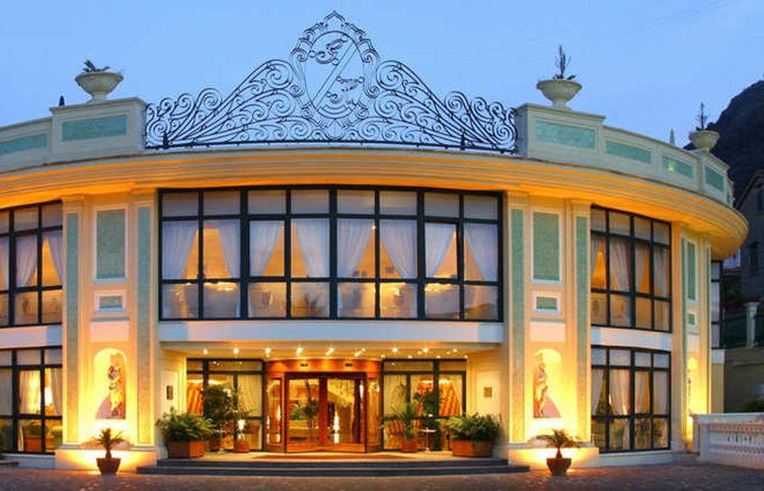 La Pace Grand Hotel In Sant Agnello Hotel De