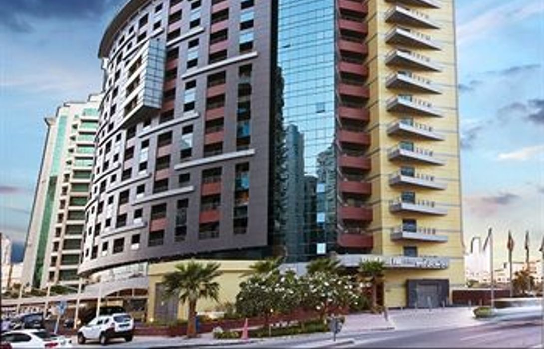 Grand Belle Vue Hotel Apartment In Dubai Hotel De