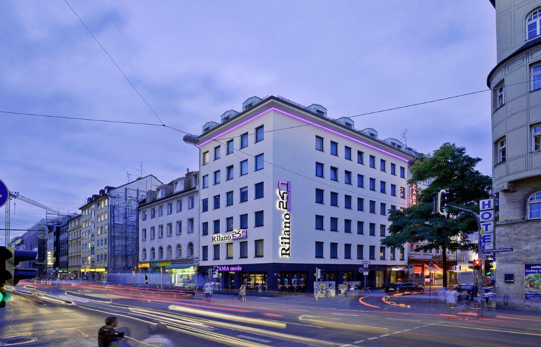Rilano 24/7 Hotel München City - Monachium – HOTEL INFO
