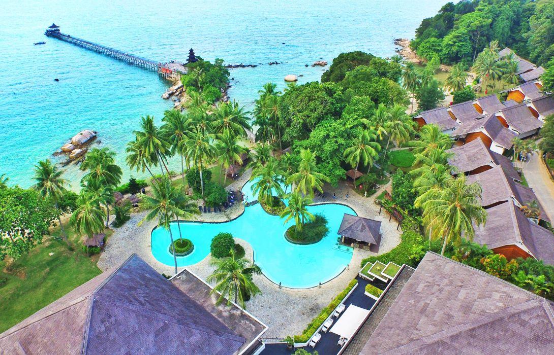 Hotel Turi Beach Resort Batam Great