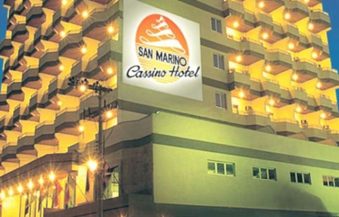 San Marino Cassino Hotel in Balneário Camboriú – HOTEL DE