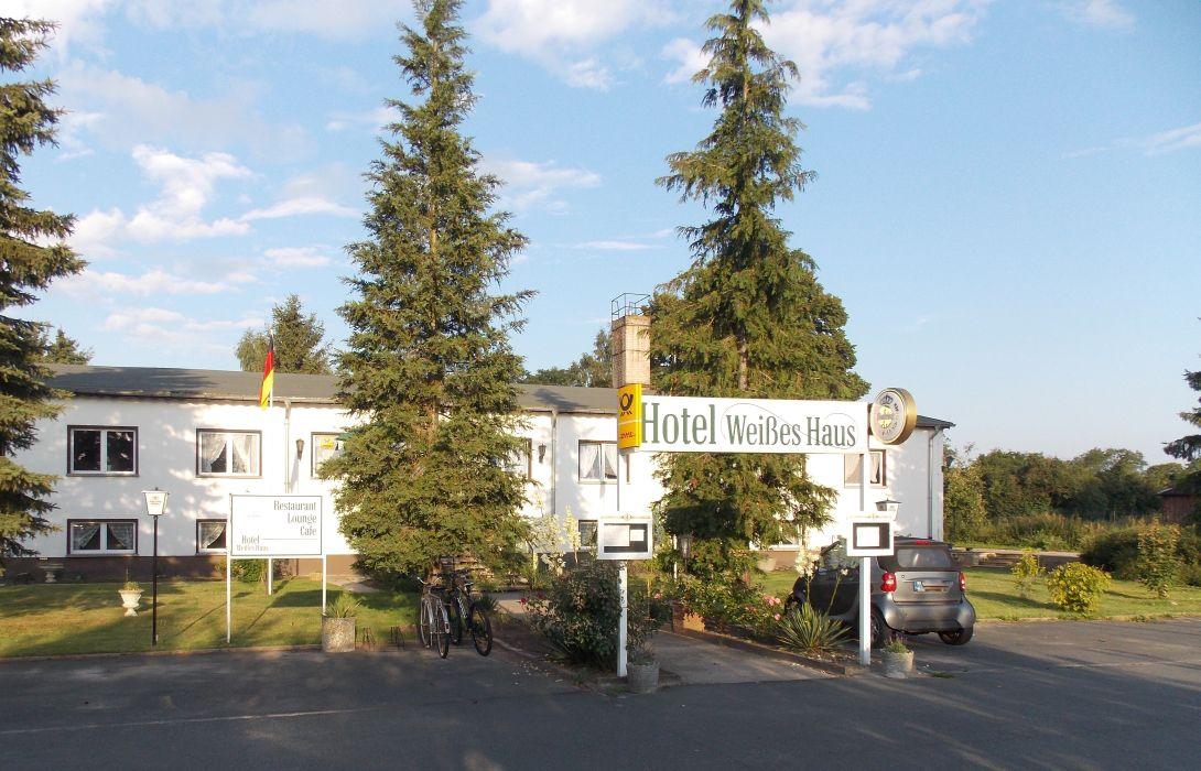 Hotel Weisses Haus In Herzberg Hotel De
