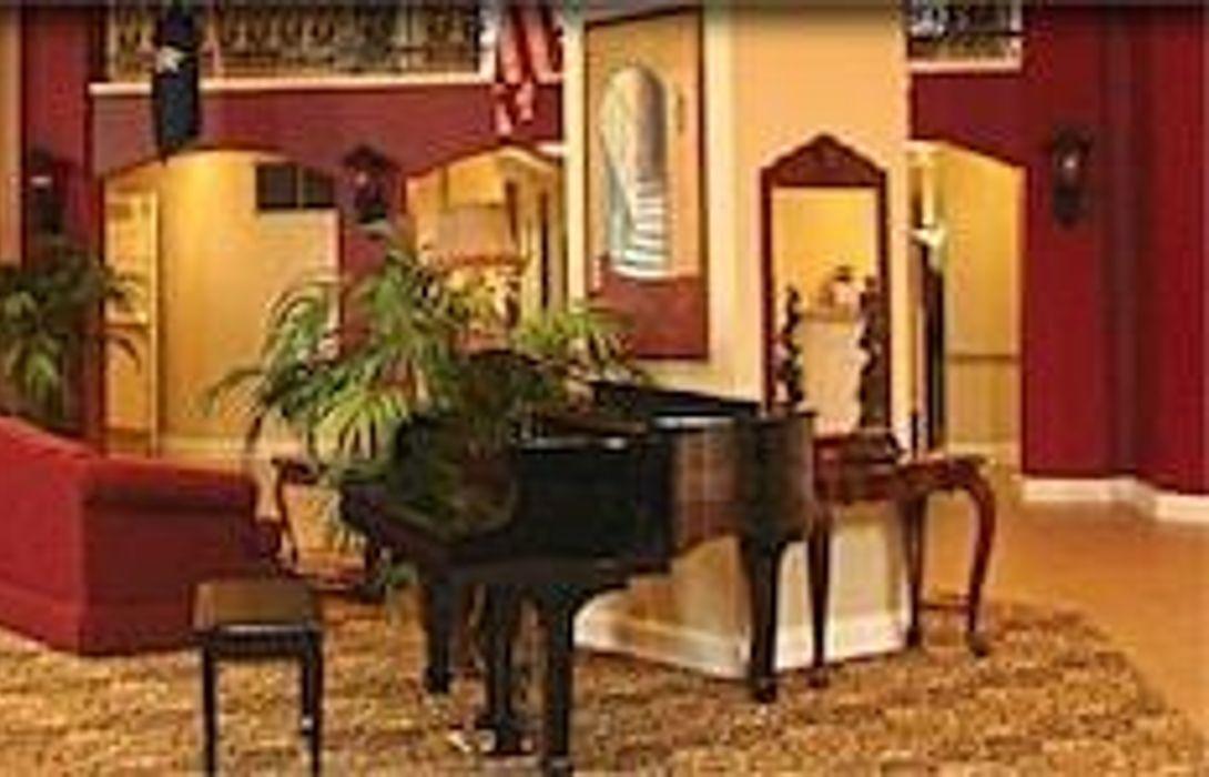 Coushatta Grand Inn In Kinder Hotel De