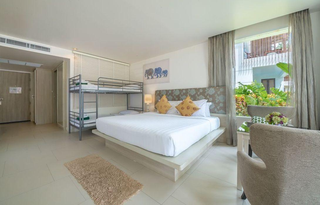 Hotel The Briza Beach Resort Khaolak Ban Khao Lak Great