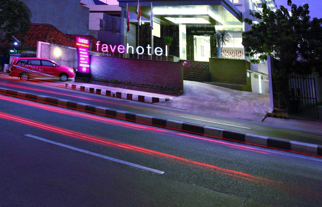 Favehotel Zainul Arifin Jakarta Great Prices At Hotel Info