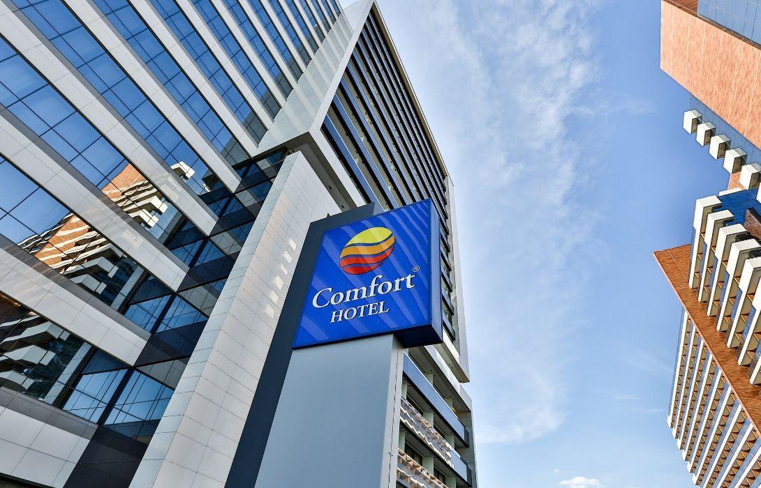 Comfort Hotel Sao Caetano In Sao Caetano Do Sul Hotel De