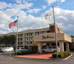 Exterior view RADISSON HTL ROCHESTER AIRPORT