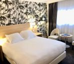 Zimmer Best Western Paris CDG Airport