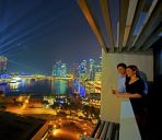Vista esterna PARKROYAL COLLECTION Marina Bay Singapore