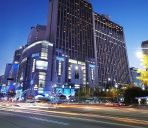 Exterior view Lotte Hotel Seoul