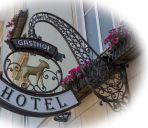 Exterior view Boutique Hotel Goldenes Lamm ***S