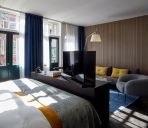 Junior-suite Park Centraal Amsterdam (formerly Park Hotel Amsterdam)