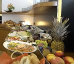 Breakfast buffet ABC-Hotel Garni