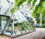 Außenansicht Leonardo Boutique Hotel Berlin City South