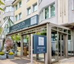 Buitenaanzicht Leonardo Boutique Hotel Berlin City South