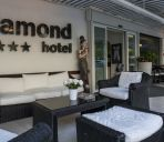 Vista exterior Hotel Diamond