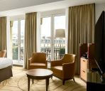 Zimmer Paris Marriott Champs Elysees Hotel