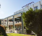 Exterior view Universal Terme