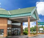 Vue extérieure Quality Inn and Suites Hawkesbury