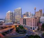 Vista exterior Sydney PARKROYAL Darling Harbour