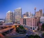 Vista esterna Sydney PARKROYAL Darling Harbour