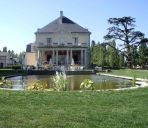 Exterior view Garrigae Manoir de Beauvoir