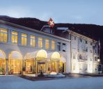 Exterior view Thermal Hotels & Walliser Alpentherme Leukerbad