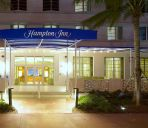 Außenansicht Hampton Inn Miami Beach Florida