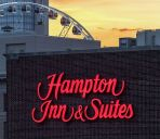 Außenansicht Hampton Inn - Suites Atlanta-Downtown