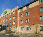 Vista exterior JCT.4 Holiday Inn Express LIVERPOOL - KNOWSLEY M57