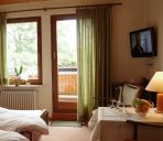 Room with terrace Land-gut-Hotel Ochsen