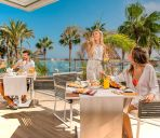 Breakfast buffet Amàre Beach Hotel Marbella