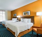 Zimmer Fairfield Inn & Suites Clearwater