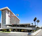 Außenansicht Los Angeles Airport Marriott