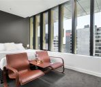 Kamers The Melbourne Hotel