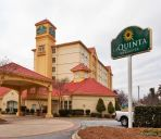 Vista exterior La Quinta Inn Ste Greenville Haywood